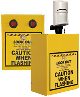 Hall Door Monitor 1 - Collision Awareness Sensor Alert Warning System