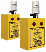 Hall Door Monitor 2 - Collision Awareness Sensor Alert Warning System