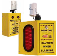 Hall Door Monitor 3 - Collision Awareness Sensor Alert Warning System