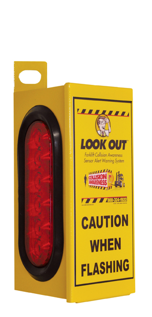 Look Out 1 Exterior Unit Collision Awareness Sensor Alert Warning System