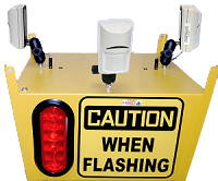 Look Out 3 Collision Awareness Sensor Alert Warning System