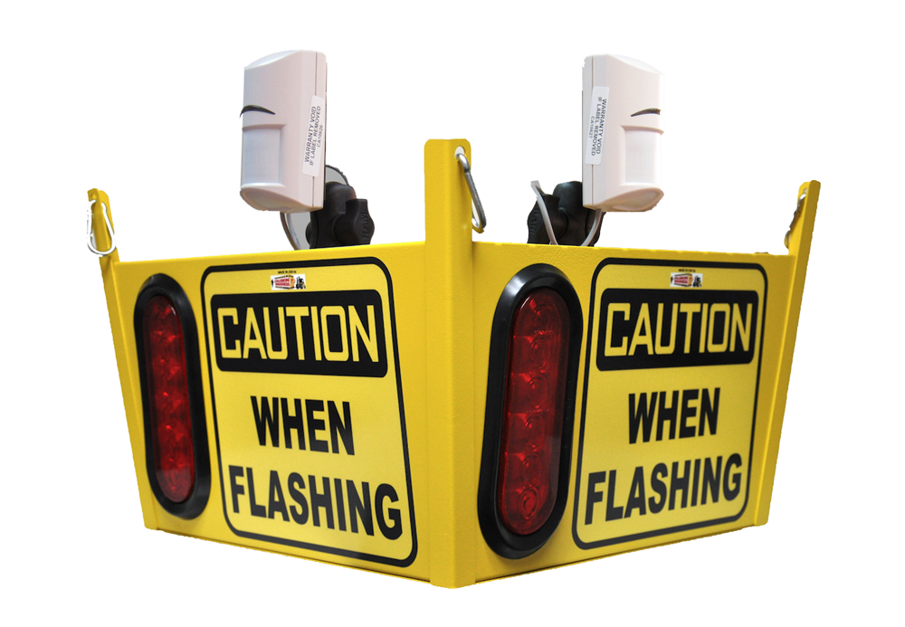 Look Out 2XL Collision Awareness Sensor Alert Warning System