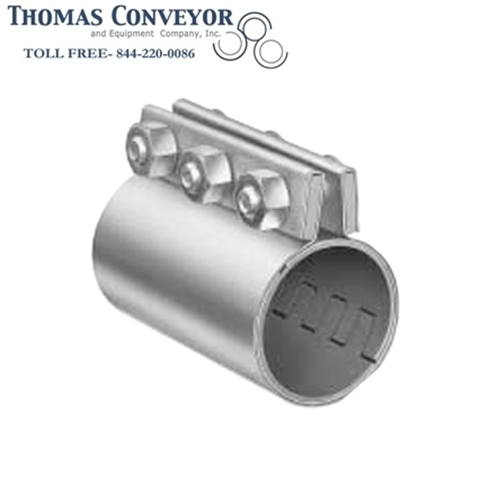 Morris Couplings Pneumatic Conveying Pipe Tube provide an economical connecting method of joining conveying pipes and elbows together
