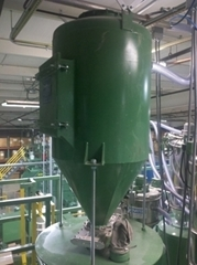 Picture of VACUUM RECEIVERS FOR DILUTE PHASE PNEUMATIC CONVEYING