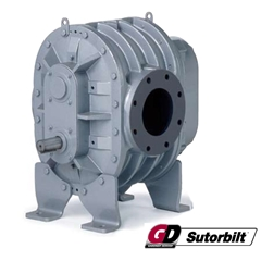 Picture for category Sutorbilt Blowers, Positive displacement blowers