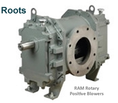 Picture for category ROOTS RAM ROTARY POSITIVE BLOWERS