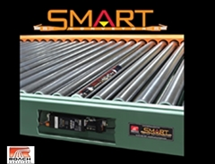 Motor Driven Roller Conveyor sets the standard in material handling flexibility by using a motorized roller that powers each zone or segment of the conveyor