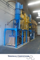 Picture for category Vacuum Pneumatic Conveyor Systems Design Equipment