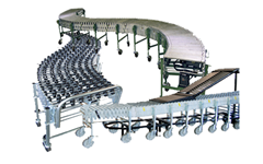 Picture for category Expandable  /  Accordion Conveyors