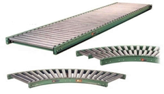 Picture for category Gravity Roller Conveyors