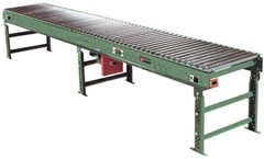 Picture for category Belt Driven Live Roller Conveyors
