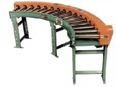 Picture for category Chain Driven Live Roller CDLR Conveyors
