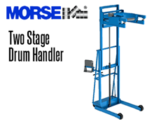 Morse™ Two Stage Drum Handler