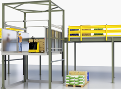 Picture for category Rideable Material Lifts