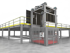 Picture for category Mechanical Lifts - Vertical Reciprocating Conveyors VRCs