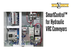 Standard SmartControl™ with AutoSenz® VRC Overload Detection System