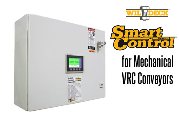 The SmartControl™ system for mechanical VRCs provides operators with advanced safety attributes that will keep the lift operating smoothly.