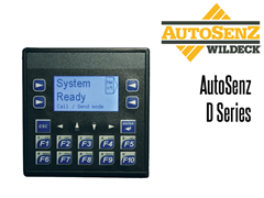 The AutoSenz® D-Series VRC overload detection system is a PLC based digital user interface, with push button controls and complete system diagnostics.