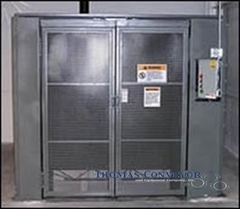 Mechanical Lifts | VRC Gates are Safe and Efficient in Loading / Unloading Materials and Freight on or off a Vertical Reciprocating Lift
