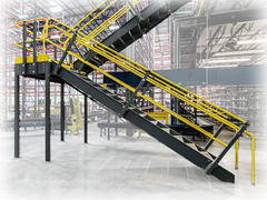 Picture for category Mezzanine Stairs, Ladders, Landings and Ramps