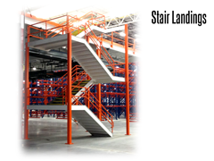 Also known as a Catwalk, it can provide an area for machine inspection, repair or be used as an observation deck.