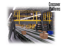 Heavy Duty Access Platforms are strong, durable and can be permanently mounted for stability.