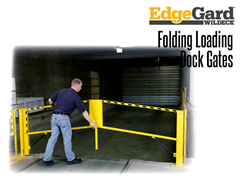 Picture for Edge Gard™ Folding Loading Dock Gates