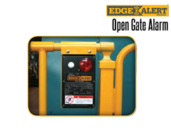 The EdgeAlert™ Open Gate Alarm system is a wise investment that can help you maintain a safer work environment and ensure compliance with OSHA regulations.