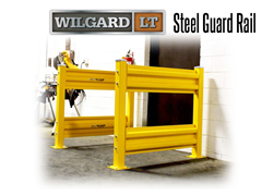 Wilgard™ LT Light Duty Steel Guard Rail provides a great value at a competitive price.
