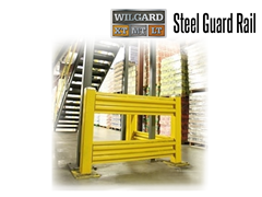 Wildeck™ Industrial Safety Guard Rail is available in three levels of protection, XT, MT and LT.
