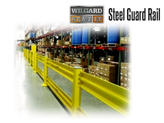 Wilgard™ Guard Rail systems can be ordered in single, double or triple rail design.