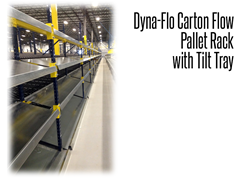 Picture for Carton Flow Pallet Racking - Varying Carton Widths