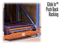 Picture for Glide In/Push Back Racking