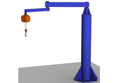 Picture for Gorbel™ Articulating Jib Cranes