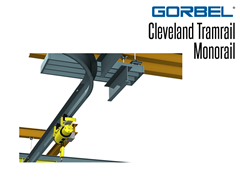 Monorails are ideal for applications that require the movement of materials throughout an entire production area.