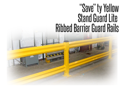 Stand Guard™ Lite Guard Rail
