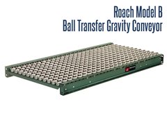Picture for Ball Transfer Units,  Roach Model B