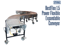 Picture for BestFlex 1.5 Power Flexible Roller Conveyor