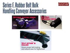 The Rapat Series F Conveyor Accessories