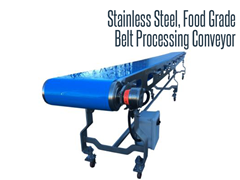 Picture for Food Grade Belt Processing Conveyor