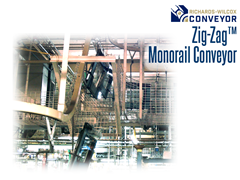 Zig-Zag® is constructed of standard, modular components, making it easy to install, modify and maintain.