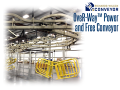 Picture for OveR-Way™ Heavy Duty Power and Free Conveyor