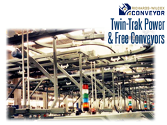 . With controlled accumulation, Twin-Trak eliminates the typical wait time associated with storage banks.