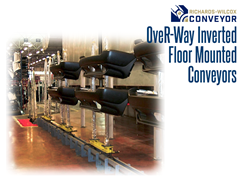 Picture for OveR-Way™ Inverted Floor Mounted Conveyor