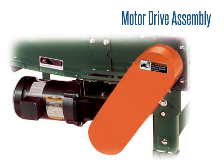 Motor Drive Assembly are the power transmission workhorse of industry, converting electrical energy into mechanical movement