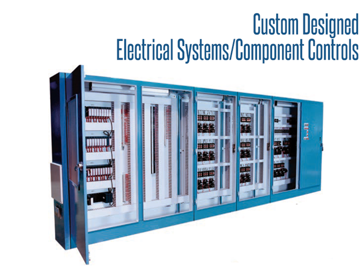 Thomas Conveyor offers services from design, assembly, and installation, to retrofit of your control systems. With these control systems, our conveyors and controls are able to provide a full turnkey system that is modified to your specific needs