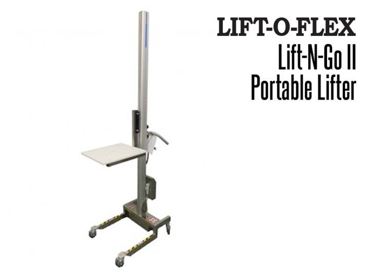 The Lift-N-Go II™ 200/250 Heavy Duty series lifter is a heavy duty, adjustable, ergonomic lifter designed with all the features of the standard Lift-N-Go™lifters.