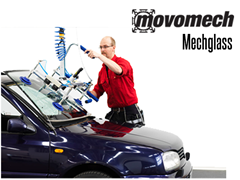 Movomech™ Glass Gripper Tooling/Attachment. Contact a Thomas Conveyor ergonomic engineer to find out which end effectors would provide the optimal solution to your ergonomic lifting application.