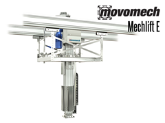 The Mechlift E is an ergonomically designed lifter which can be used for a variety of lifting solutions.