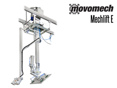 Mechlift Pro™ is an extremely versatile moment absorbing lifting unit that is easily adapted to many types of handling solutions.